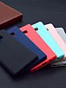 Kılıf Na Samsung Galaxy Note 9 / Note 8 Matowa Osłona tylna Solidne kolory Miękka TPU