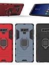 Kılıf Na Samsung Galaxy Note 9 Uchwyt pierścieniowy Osłona tylna Zbroja Twardość PC
