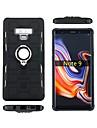 Kılıf Na Samsung Galaxy Note 9 / Note 8 Odporny na wstrząsy / Uchwyt pierścieniowy Osłona tylna Zbroja Miękka TPU