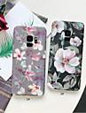 Kılıf Na Samsung Galaxy S9 / S9 Plus / S8 Plus Matowa / Wzór Osłona tylna Kwiat Twardość PC