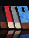 Kılıf Na Samsung Galaxy A6 (2018) / A6+ (2018) / Galaxy A7(2018) Matowa Osłona tylna Solidne kolory Twardość Skóra PU