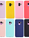 Kılıf Na Samsung Galaxy S9 / S9 Plus / S8 Plus Matowa Osłona tylna Solidne kolory Miękka TPU