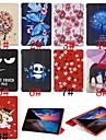 Kılıf Na Samsung Galaxy Tab A2 10.5(2018) Flip / Ultra cienkie / Wzór Pełne etui Jednorożec / Flaming / Zwierzę Miękka Silikon