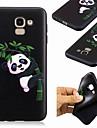 Kılıf Na Samsung Galaxy J7 (2017) / J6 (2018) / J6 Plus Wzór Osłona tylna Panda Miękka TPU