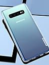 Kılıf Na Samsung Galaxy Galaxy S10 / Galaxy S10 Plus / Galaxy S10 E Odporny na wstrząsy / Transparentny Osłona tylna Solidne kolory Miękka TPU