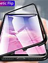 Kılıf Na Samsung Galaxy S9 / S9 Plus / Galaxy S10 Transparentny Pełne etui Solidne kolory Twardość Metal