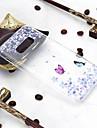 Kılıf Na Samsung Galaxy Galaxy S10 / Galaxy S10 Plus / Galaxy S10 E Półprzezroczyste / Wzór Osłona tylna Motyl / Kwiat Miękka TPU