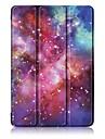 Kılıf Na Huawei Huawei Mediapad T5 10 Odporne na kurz / Flip Pełne etui Solidne kolory Twardość Skóra PU