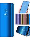 Kılıf Na Samsung Galaxy S9 / S9 Plus / S8 Plus Z podpórką / Powłoka / Lustro Pełne etui Solidne kolory Twardość PC