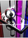 Kılıf Na Samsung Galaxy S9 / S9 Plus / Galaxy S10 Z podpórką / Lustro / Automatyczne uśpienie / wybudzenie Pełne etui Solidne kolory Twardość Skóra PU