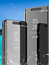 Kılıf Na Samsung Galaxy S9 / S9 Plus / S8 Plus Z podpórką / Powłoka / Lustro Pełne etui Solidne kolory Miękka Skóra PU