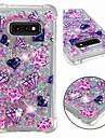 Kılıf Na Samsung Galaxy S9 / S9 Plus / S8 Plus Odporny na wstrząsy / Z płynem / Transparentny Osłona tylna Sceneria / Połysk Miękka TPU