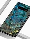 Kılıf Na Samsung Galaxy S9 / S9 Plus / S8 Plus Odporny na wstrząsy / Wzór Osłona tylna Marmur Twardość TPU / Szkło hartowane