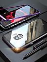 Kılıf Na Samsung Galaxy S9 / S9 Plus / S8 Plus Transparentny / Magnetyczne Pełne etui Solidne kolory Twardość Szkło hartowane
