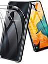 Kılıf Na Samsung Galaxy A6 (2018) / A6+ (2018) / Galaxy A7(2018) Odporny na wstrząsy / Ultra cienkie / Transparentny Osłona tylna Solidne kolory Miękka TPU