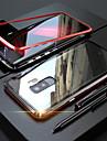 Kılıf Na Samsung Galaxy S9 / S9 Plus / S8 Plus Magnetyczne Pełne etui Solidne kolory Twardość Szkło hartowane