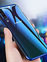 Kılıf Na Samsung Galaxy A6 (2018) / A6+ (2018) / Galaxy A7(2018) Powłoka / Ultra cienkie / Transparentny Osłona tylna Solidne kolory Miękka TPU