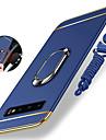 Kılıf Na Samsung Galaxy S9 / S9 Plus / S8 Plus Odporny na wstrząsy / Powłoka / Uchwyt pierścieniowy Osłona tylna Solidne kolory Twardość PC / Metal