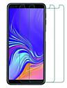 Samsung GalaxyScreen ProtectorGalaxy A7(2018) Wysoka rozdzielczość (HD) Folia ochronna ekranu 2 szt. Szkło hartowane