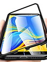 pokrowiec magnetyczny do Samsung Galaxy Note 10 Plus / M10 (2019) / J6 Plus 360-stopniowy jednostronnie szklany metalowy hartowany metalowy futerał na telefon Pokrywy magnetyczne do Samsunga M20 / M30