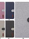 Kılıf Na Samsung Galaxy A5 (2018) / A6 (2018) / A6+ (2018) Etui na karty / Z podpórką / Flip Pełne etui Solidne kolory Twardość Tekstylny
