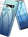 Kılıf Na Samsung Galaxy S9 / S9 Plus / S8 Plus Odporny na wstrząsy / Ultra cienkie / Transparentny Osłona tylna Solidne kolory Miękka TPU