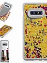 Kılıf Na Samsung Galaxy S9 / S9 Plus / S8 Plus Odporny na wstrząsy / Z płynem / Lustro Osłona tylna Połysk / Przejście kolorów Twardość TPU