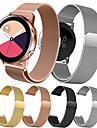 Watch Band na Gear S2 / Samsung Galaxy Watch 42 / Samsung Galaxy Active Samsung Galaxy Metalowa bransoletka Stal nierdzewna Opaska na nadgarstek