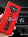 samsung etui na telefon komórkowy z uchwytem pierścienia uchwyt samochodowy pc twardy futerał na samsung note 8 / note 9 / note 3 / note 4 / note 5 etui na telefon komórkowy