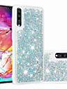 Kılıf Na Samsung Galaxy Galaxy A7(2018) / A3(2017) / A5(2017) Z płynem / Transparentny Osłona tylna Połysk Miękka TPU