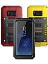 Kılıf Na Samsung Galaxy S8 Plus Wodoodporny / Odporny na wstrząsy Pełne etui Zbroja Twardość Metal