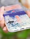 Kılıf Na Samsung Galaxy S7 Edge / S6 edge / S6 Odporne na kurz / Ultra cienkie / Wzór Osłona tylna Sceneria Miękka TPU