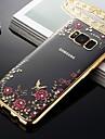 Kılıf Na Samsung Galaxy J7 (2016) / J5 (2016) Odporny na wstrząsy / Odporne na kurz / Wzór Osłona tylna Kwiat Miękka TPU