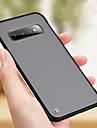 ultra-cienki, smukły, bezramkowy przezroczysty matowy pokrowiec do Samsung Galaxy S10 Plus S10e S10 S9 Plus S9 S8 Plus S8 S7 Edge S7 Twarde etui z tylną obudową na notatkę 10 Plus Uwaga 10 Uwaga 9