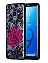 Kılıf Na Samsung Galaxy S9 / S9 Plus / S8 Plus Transparentny Osłona tylna Kwiat TPU / PC