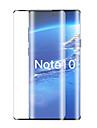 folia ochronna na Samsung Galaxy Note 10 / Note 10 Plus 3D zakrzywione szkło hartowane 1 szt. folia ochronna na wyświetlacz przedni HD (HD) / twardość 9h / odporność na wybuch