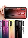 etui z hartowanego szkła gradientowego do Samsung Galaxy Note 10 Note 10 Pro Note 9 Note 8 Cover Ochronne Fundas TPU Edge