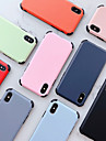 Samsung dotyczy Galaxy S10 Plus / S10E / S10 Ciekły silikon S9 / S9 Plus cztery rogi Drop S8 / S8 Plus Matowy futerał na telefon