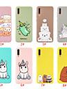 etui do Samsung Galaxy A6 (2018) / A6 (2018) / Galaxy A10 (2019) tylna pokrywa wzór zwierzę / kreskówka TPU