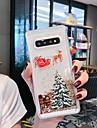 Kılıf Na Samsung Galaxy S9 / S9 Plus / S8 Plus Z płynem / Wzór / Połysk Osłona tylna Drzewo / Święta TPU