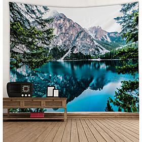 Garden Theme Wall Decor 100% Polyester Modern Wall Art, Wall Tapestries Decoration