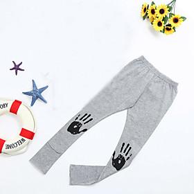 Kids Toddler Boys' Basic Print Print Pants Black