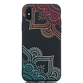 Case For Apple iPhone 11 / iPhone 11 Pro / iPhone 11 Pro Max Shockproof / Frosted / Pattern Back Cover Flower TPU What's in the box:Case1; Type:Back Cover; Material:TPU; Compatibility:Apple; Pattern:Flower; Features:Pattern,Shockproof,Frosted; Net Weight:0.019; Listing Date:07/29/2019; Phone/Tablet Compatible Model:iPhone XS Max,iPhone 8 Plus,iPhone XR,iPhone 8,iPhone XS,iPhone SE / 5s,iPhone 5,iPhone 6,iPhone 6 Plus,iPhone 6s,iPhone SE 2020,iPhone 6s Plus,iPhone 11 Pro Max,iPhone 7,iPhone 11 Pro,iPhone 7 Plus,iPhone 11,iPhone X