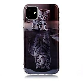 Hülle Für Apple iPhone 11 / iPhone 11 Pro / iPhone 11 Pro Max IMD / Ultra dünn / Muster Rückseite Tier TPU Was ist in der Box:Behälter1; Art:Rückseite; Material:TPU; Kompatibilität:Apple; Muster:Tier; Eigenschaften:Muster,Ultra dünn,IMD; Nettogewicht:0.02; Kotierung:09/26/2019; Telefon / Tablet-kompatibles Modell:iPhone 11 Pro,iPhone 7 Plus,iPhone 11,iPhone X,iPhone XS Max,iPhone 8 Plus,iPhone XR,iPhone 8,iPhone XS,iPhone SE / 5s,iPhone 5,iPhone 6,iPhone 6 Plus,iPhone 6s,iPhone SE (2020),iPhone 6s Plus,iPhone 11 Pro Max,iPhone 7