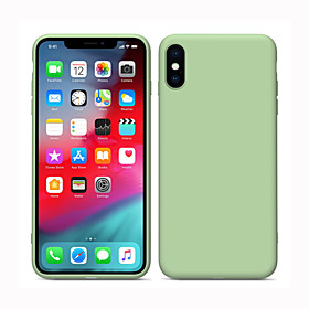 Silicone Case For Apple iPhone 11 Liquid Silicone Full Body Protection iPhone 11 Pro Shockproof Cover Solid Multicolord Silica Gel iPhone 7/iPhone X/iPhone 8 What's in the box:Case1; Type:Back Cover; Material:Silica Gel; Compatibility:Apple; Pattern:Solid Colored; Features:Frosted; Listing Date:10/11/2019; Phone/Tablet Compatible Model:iPhone 6s Plus,iPhone SE 2020,iPhone 7,iPhone 11 Pro Max,iPhone 7 Plus,iPhone 11 Pro,iPhone X,iPhone 11,iPhone 8 Plus,iPhone XS Max,iPhone 8,iPhone XR,iPhone XS,iPhone 6,iPhone 6 Plus,iPhone 6s