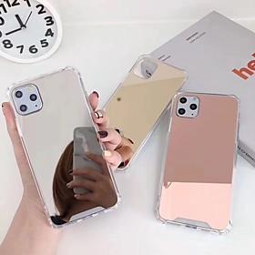 Hülle Für Apple iPhone 11 / iPhone 11 Pro / iPhone 11 Pro Max Stoßresistent / Beschichtung / Spiegel Rückseite Solide Acryl Was ist in der Box:Behälter1; Art:Rückseite; Material:Acryl; Kompatibilität:Apple; Muster:Solide; Eigenschaften:Stoßresistent,Spiegel,Beschichtung; Net Abmessungen:0.0000.0000.000; Nettogewicht:0.000; Kotierung:11/22/2019; Telefon / Tablet-kompatibles Modell:iPhone 8 Plus,iPhone XS Max,iPhone 8,iPhone XR,iPhone XS,iPhone 6,iPhone 6 Plus,iPhone 6s,iPhone 6s Plus,iPhone SE 2020,iPhone 7,iPhone 11 Pro Max,iPhone 7 Plus,iPhone 11 Pro,iPhone X,iPhone 11; Speziell ausgewählte Produkte:COD