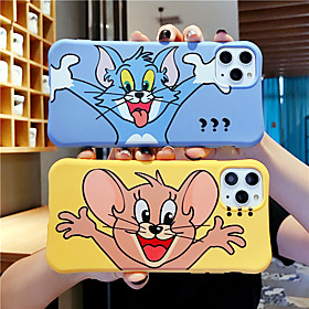 Case For Apple iPhone 11 / iPhone 11 Pro / iPhone 11 Pro Max Shockproof / Frosted Back Cover Cartoon TPU What's in the box:Case1; Type:Back Cover; Material:TPU; Compatibility:Apple; Pattern:Cartoon; Features:Shockproof,Frosted; Net Weight:0.04; Listing Date:11/25/2019; Phone/Tablet Compatible Model:iPhone 5,iPhone 6,iPhone 6 Plus,iPhone 6s,iPhone SE(2020),iPhone 6s Plus,iPhone 11 Pro Max,iPhone 7,iPhone 11 Pro,iPhone 7 Plus,iPhone 11,iPhone X,iPhone XS Max,iPhone 8 Plus,iPhone XR,iPhone 8,iPhone XS,iPhone SE / 5s