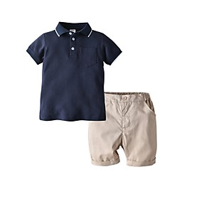 Kids Boys' Basic Solid Colored Short Sleeve Clothing Set White Fabric:Cotton; Sleeve Length:Short Sleeve; Gender:Boys'; Style:Basic; Kids Apparel:Clothing Set; Age Group:Kids; Pattern:Solid Colored; Front page:FF; Listing Date:06/02/2020; Bust:; Length [Bottom]:; Length [Top]: