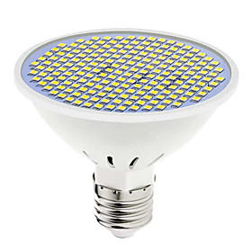 1pc Full Spectrum LED Grow Lights 8 W 1957.0 lm 200 LED Beads Cute Creative Growing Light Fixture Warm White 85-265 V Home / Office Vegetable Greenhouse Christ