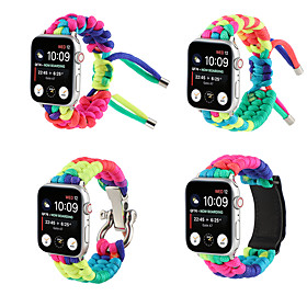 Watch Band for Apple Watch Series 5/4/3/2/1 Apple DIY Tools Fabric Wrist Strap What's in the box:Watch Band1; Type:DIY Tools; Band Material:Fabric; For:Apple; Listing Date:09/18/2020; SmartWatch Compatible Model:Apple Watch Series 5/4/3/2/1